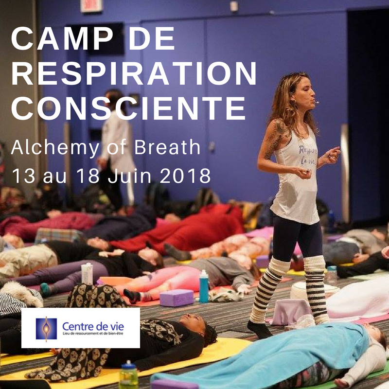 Camp de Respiration Consciente