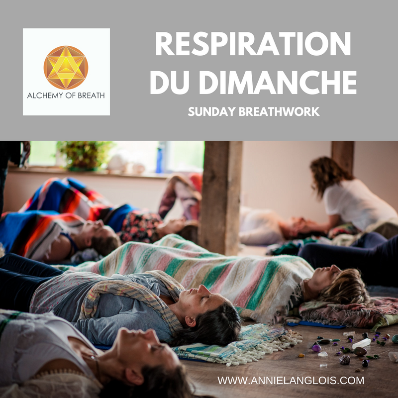 Séance GRATUITE: Respiration Consciente - Alchemy of Breath